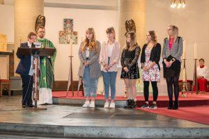 10jähriges Jubiläum des Jugendchores St. Laurentius