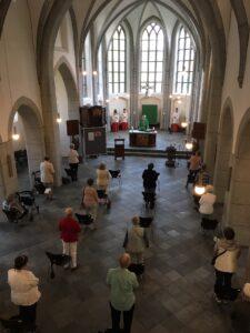 2020 09 12 Kath Messe Evgl Kirche (2)